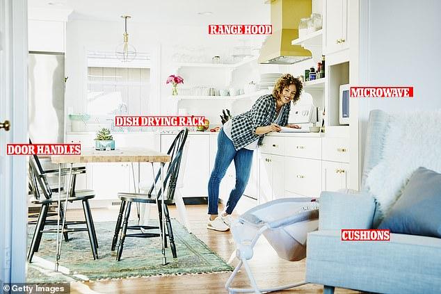 इस क्लीनर से पता चलता है कि आपके घर के कौन से हिस्से को आप साफ करने में असफल हैं! 18