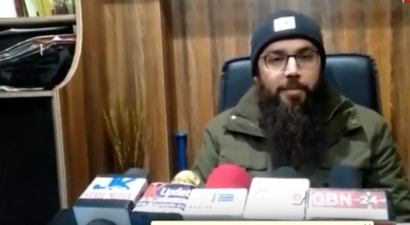 VIDEO: जम्मू- IAS शाह फैसल के बाद एक और बड़े अधिकारी ने दिया इस्तीफ़ा 4