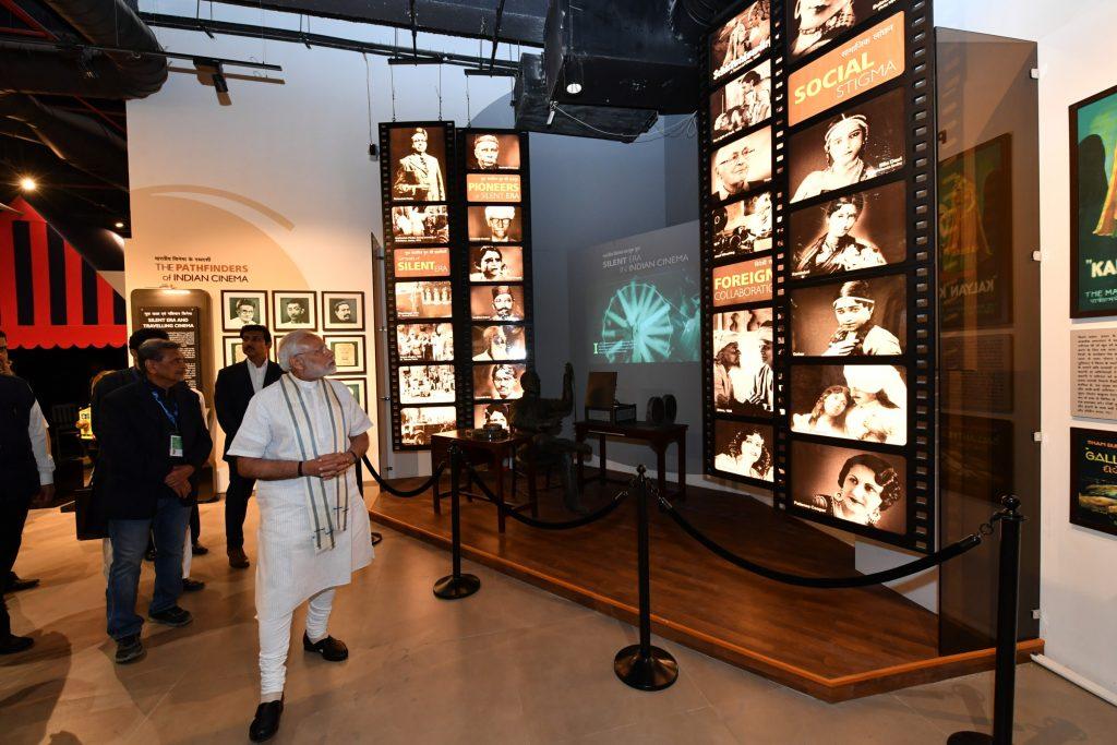 जनता के लिए खुला भारतीय सिनेमा का राष्ट्रीय संग्रहालय, पीएम मोदी ने किया था उद्घाटन 1