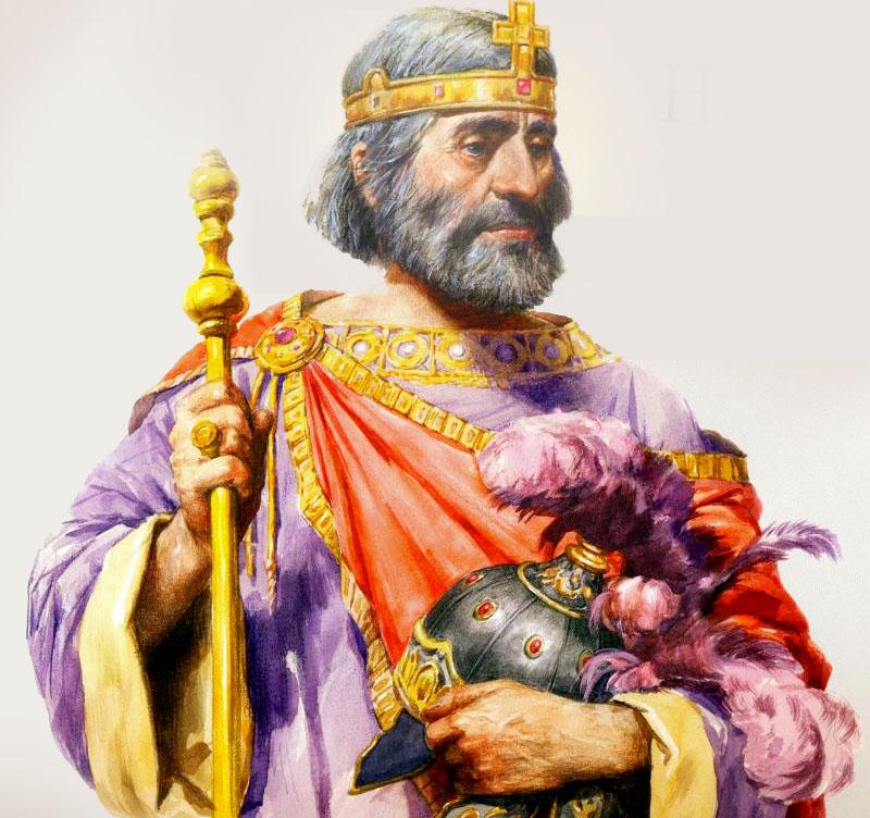 रोमन साम्राज्य बनाम इस्लाम - पहला संपर्क 28