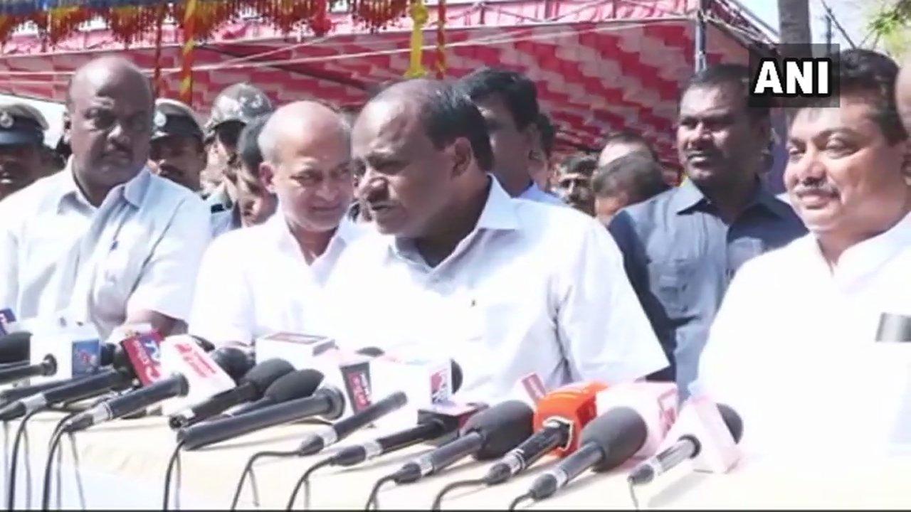 कर्नाटक में कुमारस्वामी सरकार अपने पांच साल का कार्यकाल पुरा करेगी- दानिश अली 2