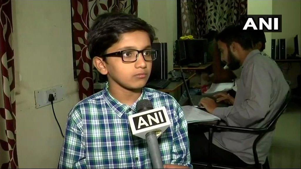 VIDEO: बड़ा होकर एपीजे अब्दुल कलाम बनना चाहता है हैदराबाद का हसन अली, 11 साल की उम्र में बी- टेक के छात्रों पढ़ाता है! 11