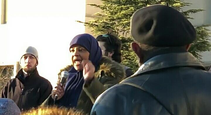 VIDEO: मुझे मरने से डर नहीं लगता, ट्रम्प प्रशासन मुझे डराने की कोशिश न करें- मर्ज़िया हाशमी 5