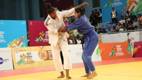 खेलो इंडिया युवा खेलों में दिल्ली के जूडो खिलाड़ियों ने 12 स्वर्ण, 3 रजत और 6 कांस्य पदक जीते 6
