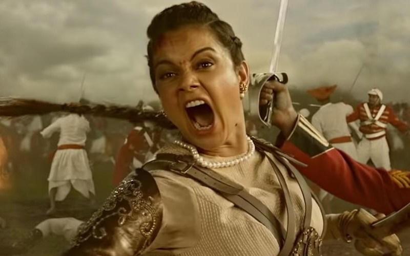 करणी सेना को कंगना का जवाब, कहा: 'मैं भी राजपूत हूँ, तुम्हे ख़त्म कर दूंगी!' 6