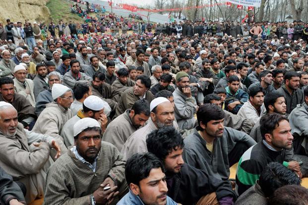 कश्मीरियों को मतदान न कर पाने का मलाल 5