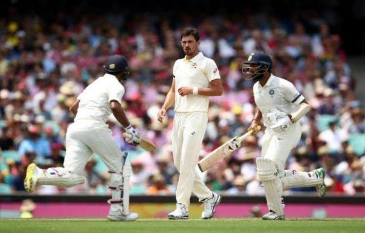 अॉस्ट्रेलिया संग चौथा टेस्ट: मजबूत स्थिति में भारत, 600 रनों को किया पार! 17