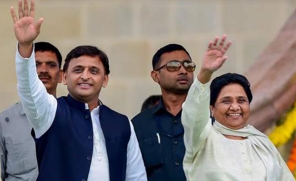 सपा- बसपा गठबंधन: 2019 लोकसभा चुनाव में क्या बीजेपी हार जायेगी? 4