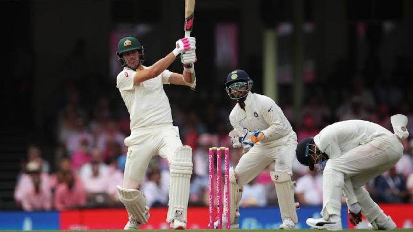 चौथा टेस्ट: 236 रनों पर अॉस्ट्रेलिया छह विकेट गिरे, पहली पारी में भारत के 622 रन! 13