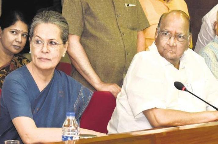 महाराष्ट्र: NCP और कांग्रेस में हुई गठबंधन! 5