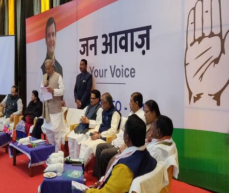 2019 लोकसभा चुनाव: घोषणापत्र के लिए कांग्रेस लेगी जनता की राय, बनाई गई कमेटी! 3