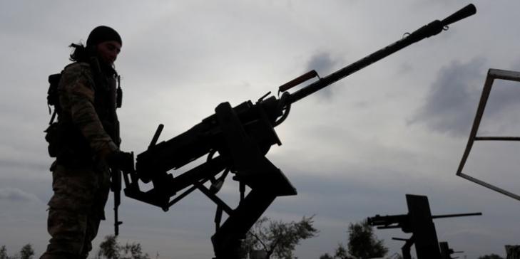 अमेरिका ने बड़े पैमाने पर हथियारों से भरा ट्रक सीरिया भेजा! 4