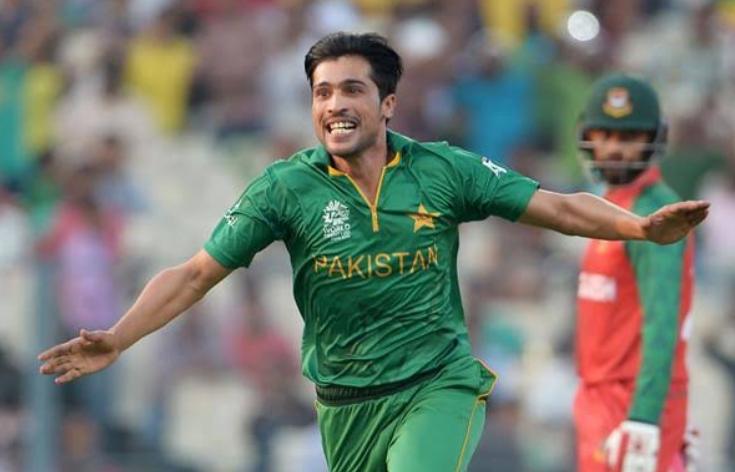 मोहम्मद आमिर की हुई पाकिस्तान टीम में वापसी! 8