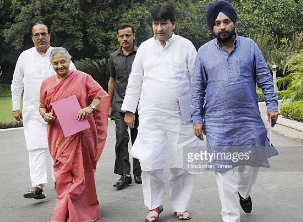 दिल्ली में केजरीवाल की पार्टी से नहीं होगी गठबंधन- कांग्रेस 4