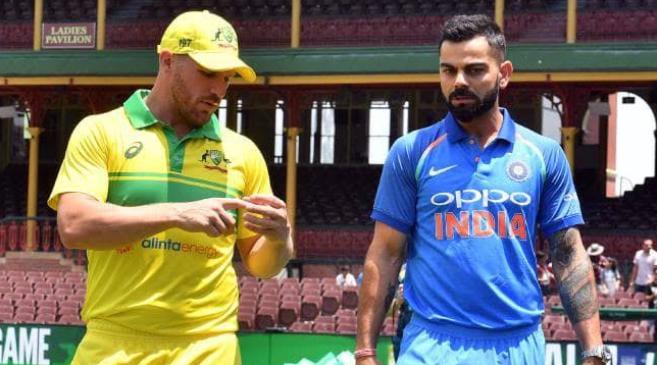 अॉस्ट्रेलिया बनाम भारत दुसरा वनडे: टीम इंडिया के सामने 299 रनों का लक्ष्य 12