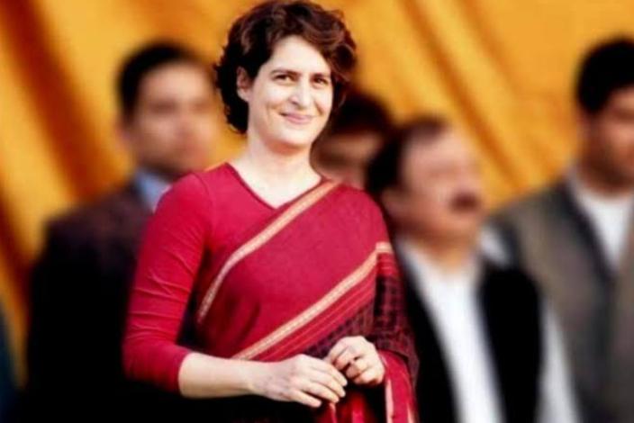 प्रियंका गांधी की कांग्रेस में शामिल होना, बीजेपी के लिए बढ़ी चिंता! 5