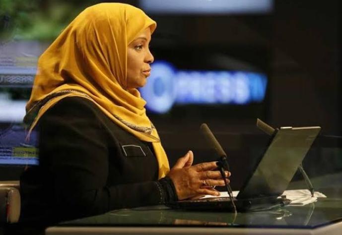 ईरान से दुश्मनी की वज़ह से अमेरिका ने मुझे गिरफ्तार किया- मरज़िया हाशमी 6