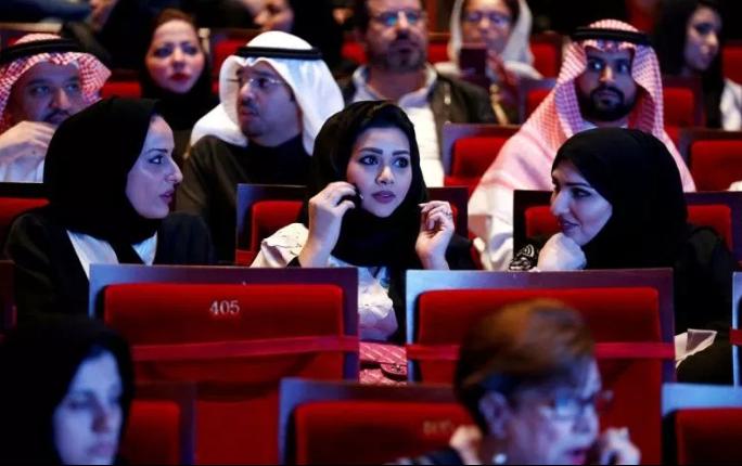 सऊदी अरब: जेद्दा के बाद अब रियाद में खुला सिनेमा हॉल 15