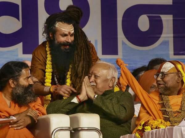 क्या राम मंदिर निर्माण आंदोलन पर बंटते दिख रहे हैं हिन्दू संगठन ? 26