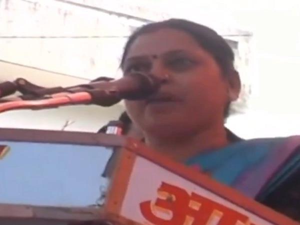 VIDEO- भाजपा विधायक के विवादित बोल, मायावती को बताया किन्नर से भी बदतर 3