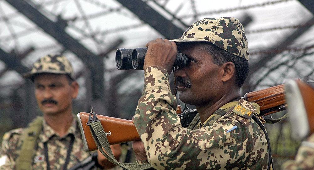 रोहिंग्या शरणार्थियों को लेकर भारत-बांग्लादेश बॉर्डर गार्ड्स में तकरार 7