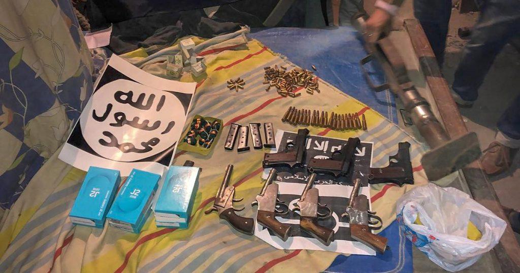 21 दिन बाद फिर NIA ने यूपी और पंजाब में आठ ठिकानों पर मारे छापे, 9 पकड़े गए 1