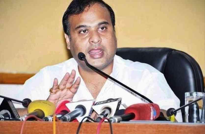 नागरिकता बिल पास नहीं हुआ तो असम जिन्नाह के कब्ज़े में चला जाएगा- बीजेपी मंत्री 3