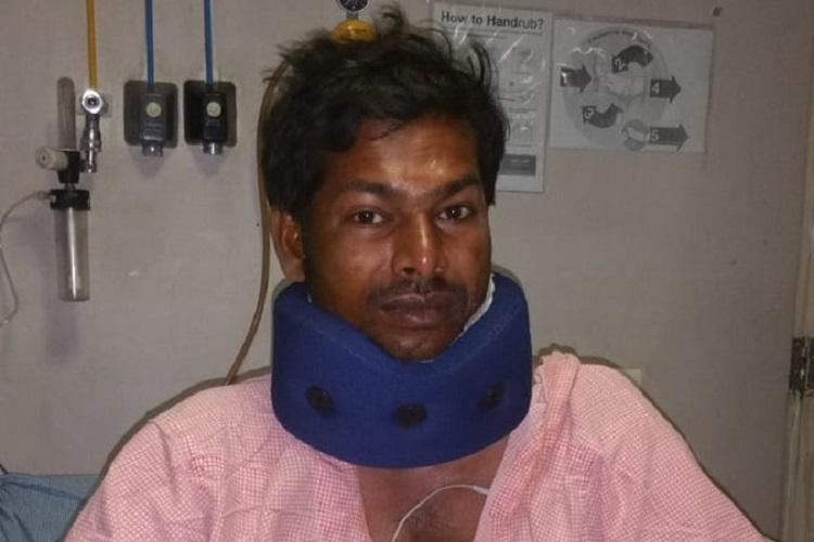 हैदराबाद : पतंग के तेज धागे ने आदमी का गला काटा, 20 टांके के बाद हालत स्थिर 4