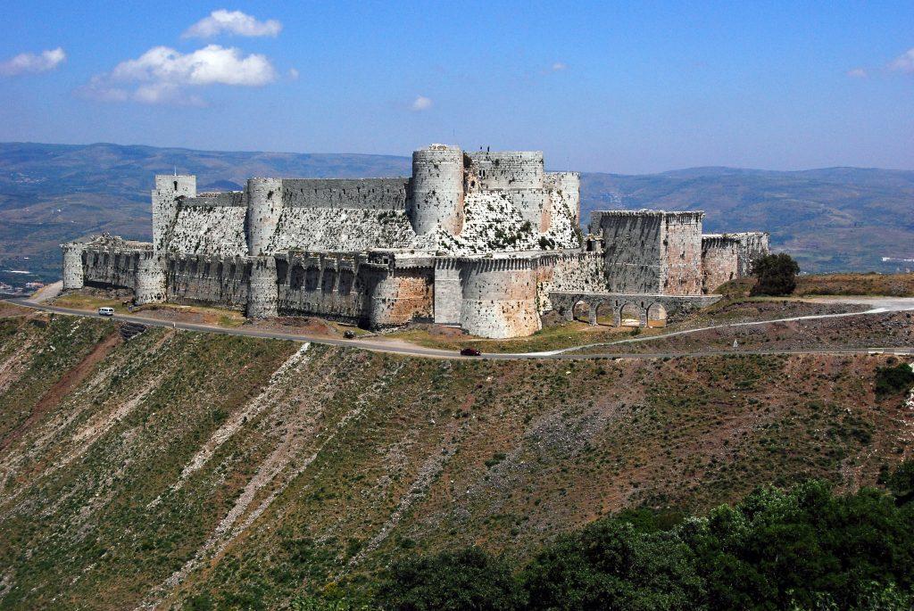 मिडिल ईस्ट में 10 मशहूर क्रूसेडरों का किला पर एक नज़र 2