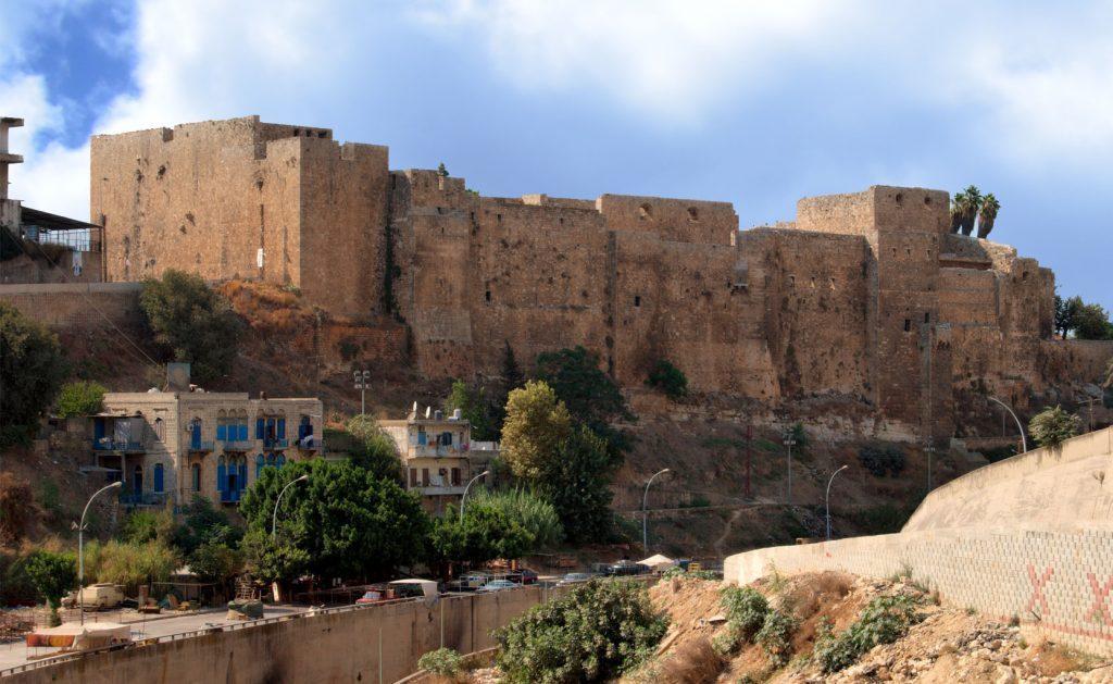 मिडिल ईस्ट में 10 मशहूर क्रूसेडरों का किला पर एक नज़र 9