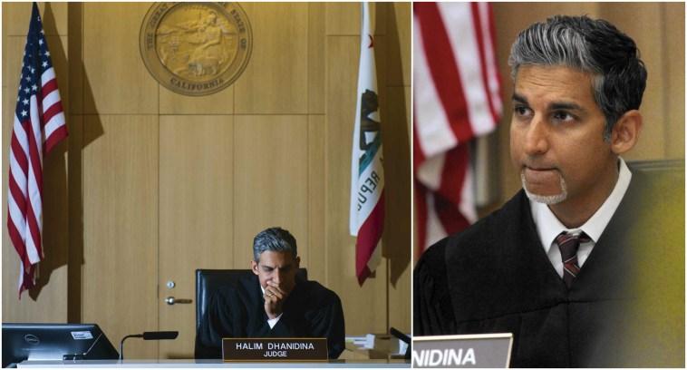 अमेरिकी राज्य कैलिफोर्निया के पहले वरिष्ठ मुस्लिम न्यायाधीश बने हलीम धनीदीना 15