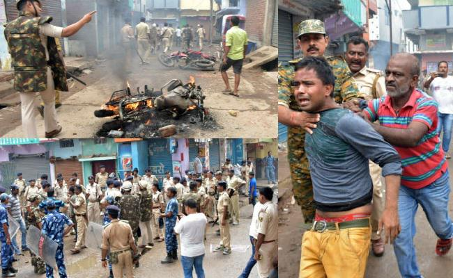 नालंदा में राजद नेता की हत्या, गुस्साए भीड़ ने आरोपी के घर को फूंका, बेटे की पीट-पीटकर हत्या 8