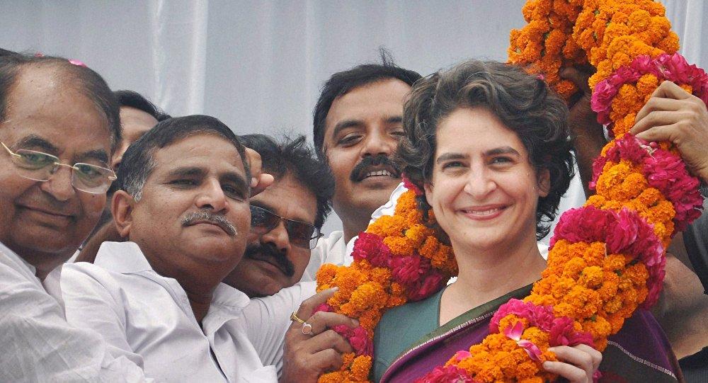 प्रियंका गांधी को पीएम मोदी के खिलाफ खड़ा करने की मांग, वाराणसी कांग्रेस इकाई ने प्रस्ताव पारित किया 1