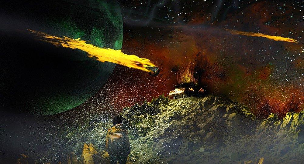 दुनिया की पूरी तरह से अंतिम विनाश का गुप्त संकेत दिए नासा के वैज्ञानिक 13