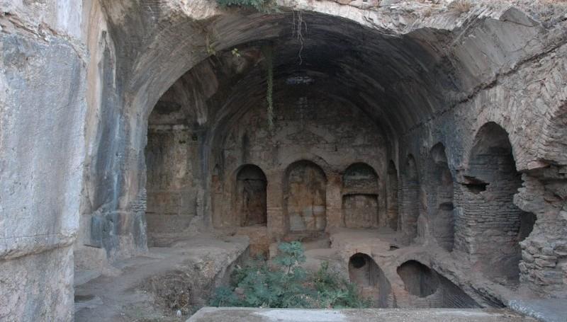 VIDEO: जानिये क्या है जॉर्डन के अम्मान में द सेवन स्लीपर्स की गुफा की कहानी 1
