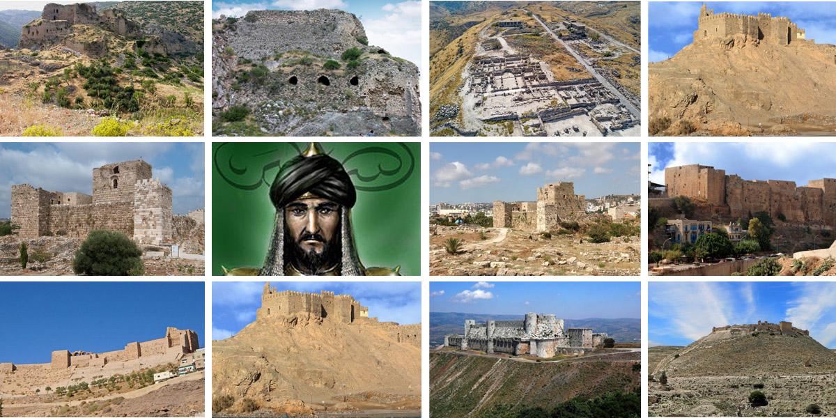 मिडिल ईस्ट में 10 मशहूर क्रूसेडरों का किला पर एक नज़र 10