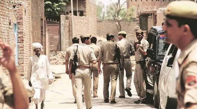 हैदराबाद में एक मकान में चोरी की वारदात 4
