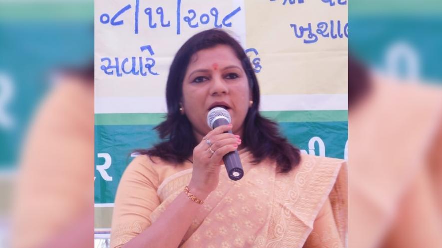 गुजरात में कांग्रेस को बड़ा झटका, विधायक आशा पटेल ने दिया इस्तीफा 8