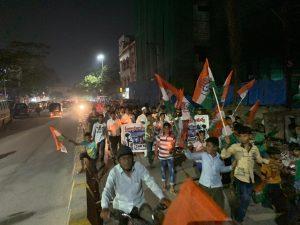 पुलवामा हमला: तेलंगाना में भी मुस्लिमों ने किया प्रदर्शन, दुश्मनों को कड़ा संदेश 5