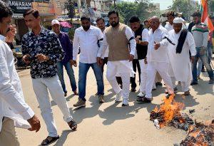 पुलवामा हमला: तेलंगाना में भी मुस्लिमों ने किया प्रदर्शन, दुश्मनों को कड़ा संदेश 18