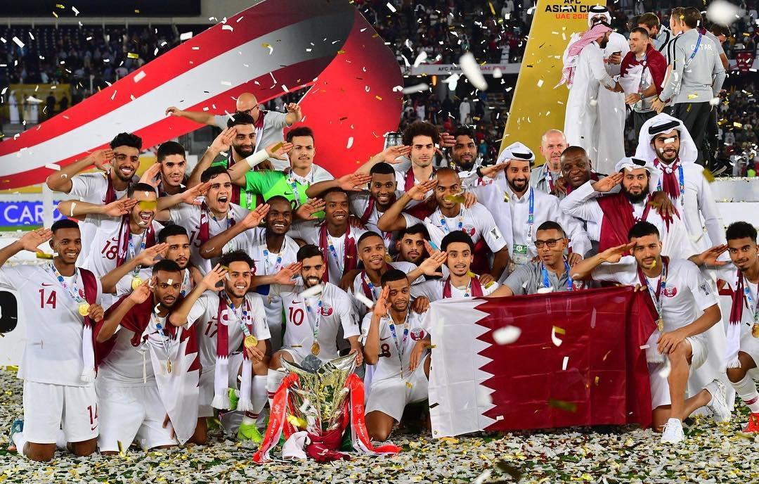 VIDEO:पहली बार एशियाई कप जीतकर इस मुस्लिम देश ने रचा इतिहास! 8