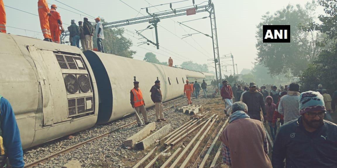 सीमांचल एक्सप्रेस के 11 डिब्बे पटरी से उतरी, सात यात्रियों की मौत! 11