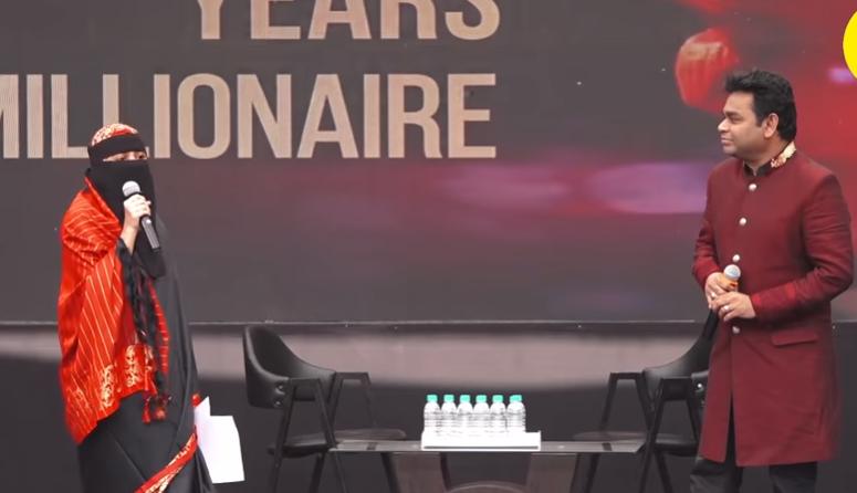 VIDEO- पहली बार मीडिया के सामने आई ए.आर रहमान की बेटी, कही बड़ी बात… 19