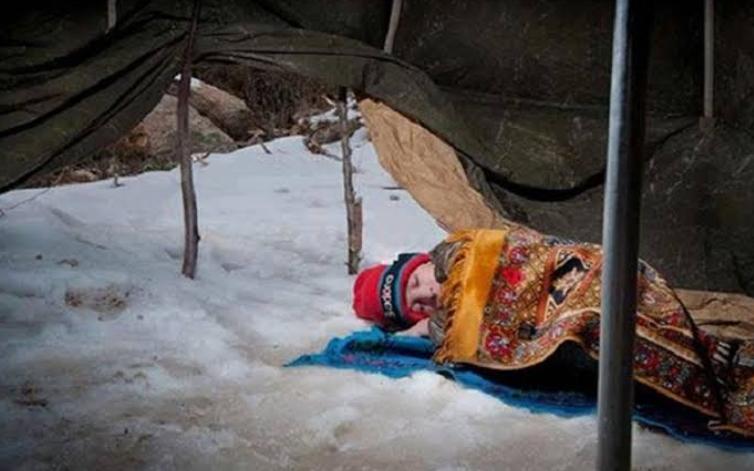 ज़ंग से तबाह सीरिया में अब ठंडी की मार, 25 से ज्यादा बच्चों की मौत! 1