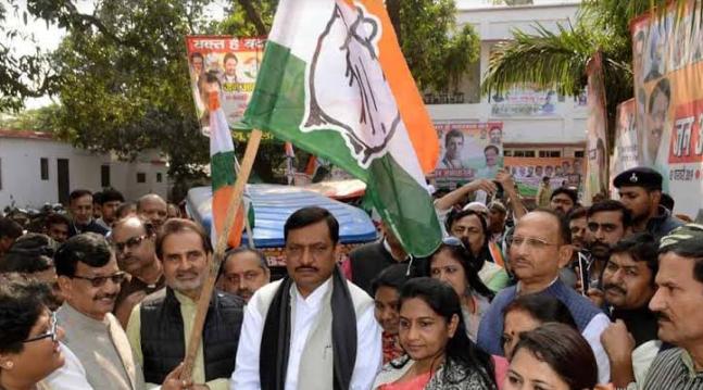 बिहार: कांग्रेस की रैली में भीड़ देख हैरान हो गये लोग! 12