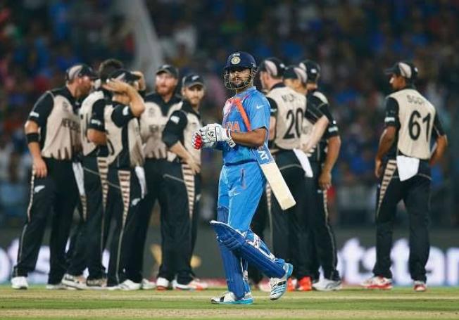 टी-20 मैच में न्यूजीलैंड ने भारत को 80 रनों से हराया! 4