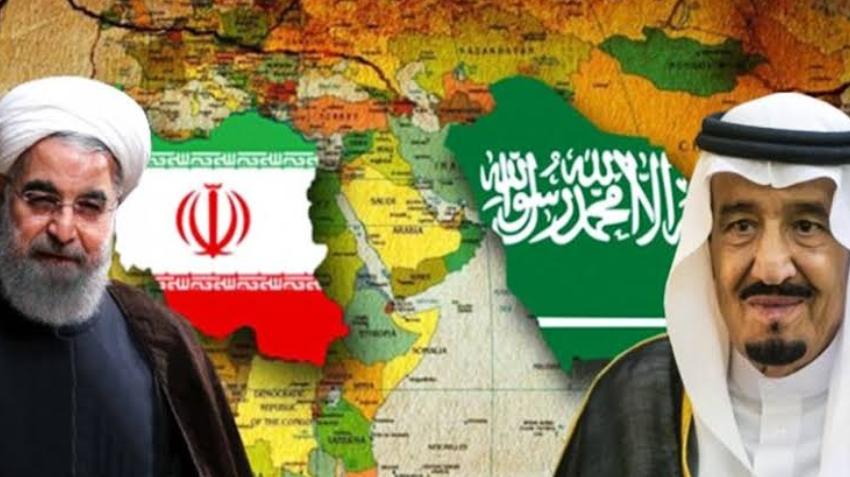 सऊदी अरब और ईरान की दुश्मनी ने मुस्लिम देशों को सबसे बड़ा नुकसान पहुंचाया! 14