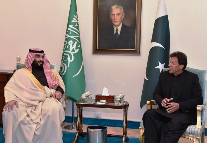 भविष्य में पाकिस्तान सऊदी अरब के लिए बेहद जरूरी- प्रिंस सलमान 11
