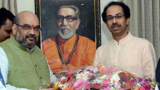 महाराष्ट्र में सीटों का बंटवारा, बीजेपी 144 और शिवसेना 126 सीटों पर लड़ेगी चुनाव 5