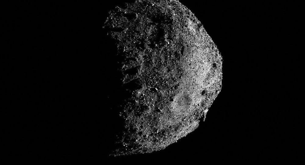 नासा ने 87 लाख टन वजन वाला क्षुद्रग्रह 'बेन्नु' की तस्वीर को कैप्चर किया जो पृथ्वी से टकरा सकती है 2